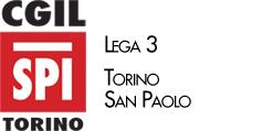 SPI CGIL TORINO - Lega 3 Torino San Paolo