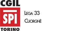 SPI CGIL TORINO - Lega 33 Cuorgnè