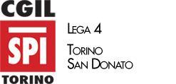 SPI CGIL TORINO - Lega 4 Torino San Donato