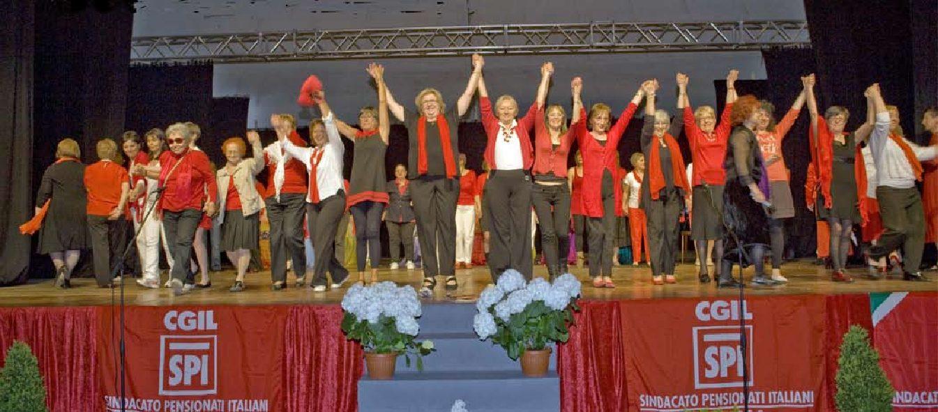 Il teatro del Coordinamento donne di Torino