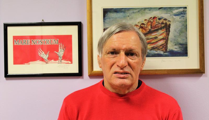"""""""Indossa una maglietta rossa per l'umanità"""": l'appello di Libera per il 7 luglio"""
