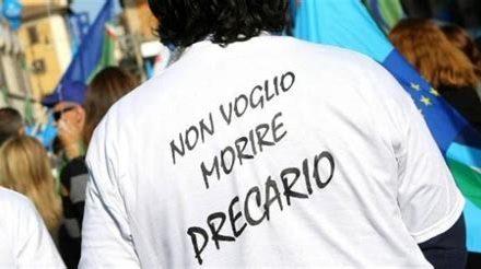 Fondazione Di Vittorio: raggiunti livelli record per lavoro precario e part-time.