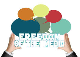 Libertà di stampa a rischio.