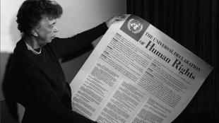 10 dicembre 1948/2018: la Dichiarazione Universale dei Diritti Umani ha 70 anni.