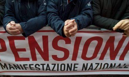 """""""DATECI RETTA"""": il 1° giugno i pensionati tornano in piazza."""