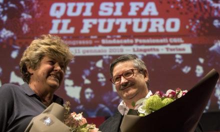 Ivan Pedretti riconfermato alla guida dei pensionati Spi Cgil