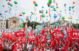 Di Maio convoca i sindacati per lunedi 25/2: primo risultato della mobilitazione di CGIL-CIL-UIL.