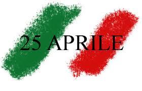 25 Aprile Festa della Liberazione: questa sera la