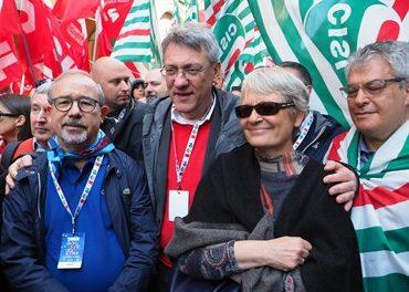 Landini: sullo sciopero generale decideremo con CISL e UIL.