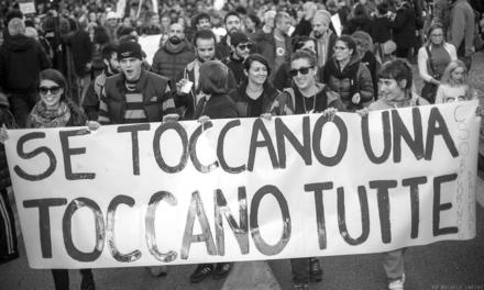 Coordinamento Donne Spi/Cgil Torino: la relazione introduttiva.