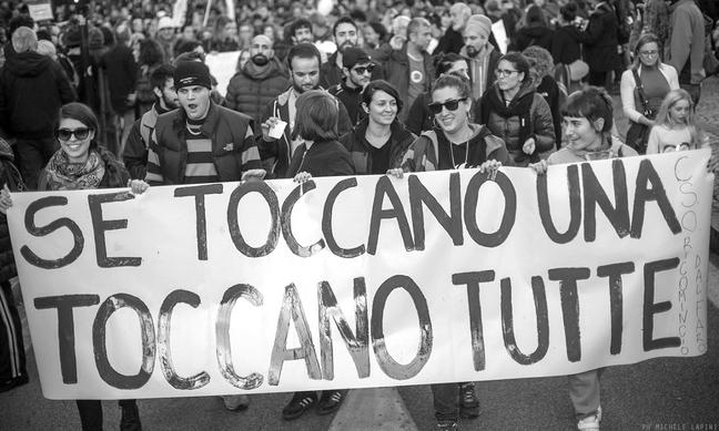 Coordinamento Donne Spi/Cgil Torino: la relazione introduttiva. | SPI CGIL  Torino