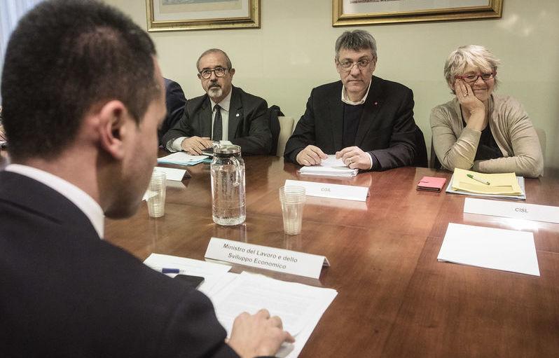 Governo – Sindacati: il punto sull'incontro di ieri sul Mezzogiorno.