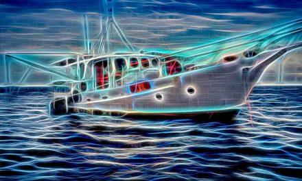 La nave dei fantasmi.